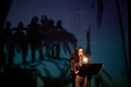 Festival de Poesía en Voz Alta.17 / Concurso / Colectivo AA&A